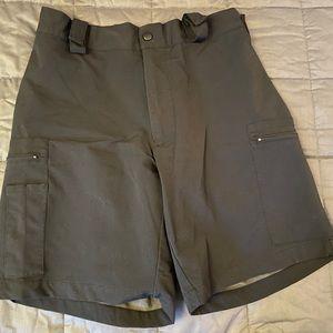 Blauer 8842 dark navy patrol shorts men's 34 cargo